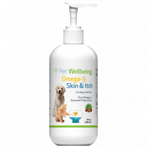 Cat and Dog Pet Omega3 Skin and Itch